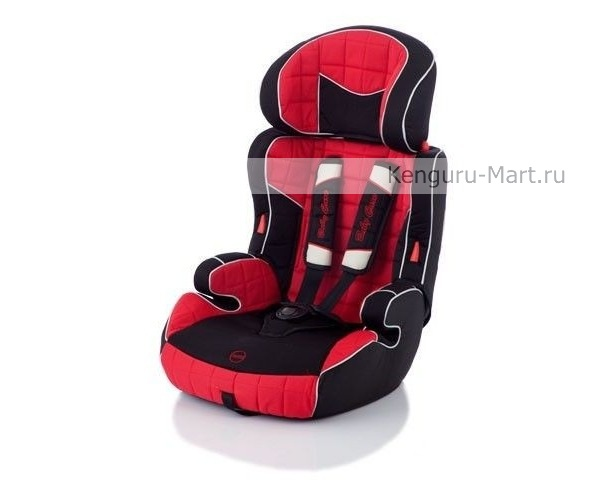 Автокресло Baby Care Grand Voyager 9-36 кг Red
