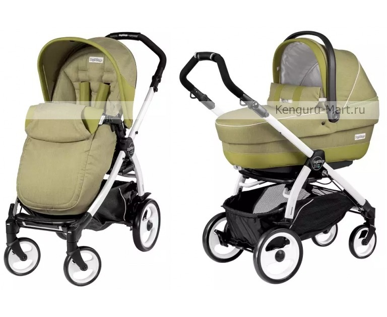 Коляска 2 в 1 Peg-Perego Book Plus 51