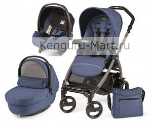 Коляска 3 в 1 Peg-Perego Book Plus 51 Sportivo + Set Modular
