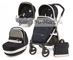 Коляска 3 в 1 Peg-Perego Book Plus Completo + Set Modular
